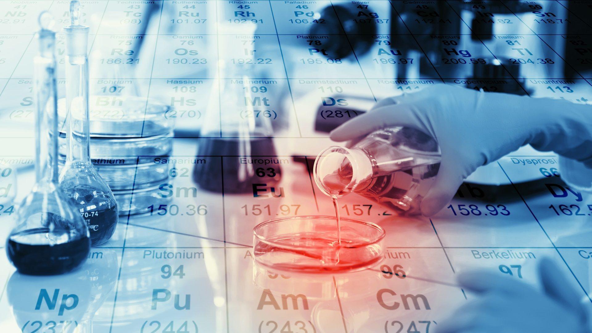 Спектральный анализ на микроэлементы